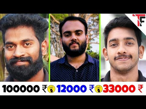 Monthly Earnings Of M4 Tech, Gadgets One Malayalam, Arlin Vlogger Tech