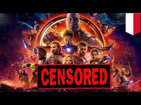 Avengers: Infinity War disensor hingga 7 menit! Ternyata hanya hoax - TomoNews