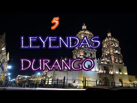 TOP 5 Leyendas Mexicanas De Durango