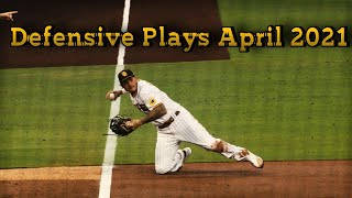 MLB | Best Plays 2021 of April