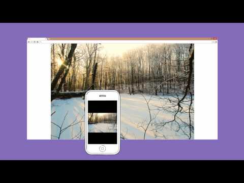 Ghump App - Show your iPhone pictures on a bigger screen (Official Promo Video)
