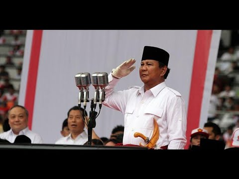Soal Indonesia Bubar pada 2030, Ini Jawaban Prabowo