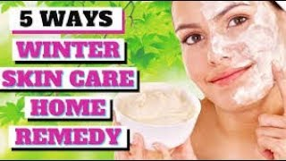 WINTER Skincare Routine - Skin Care Beauty Tips