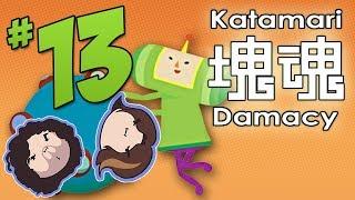 Katamari Damacy: The World of the Infinite - PART 13 - Game Grumps