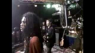 Rasta Billy - full kenthu live in Pandaan villa kupu-kupu