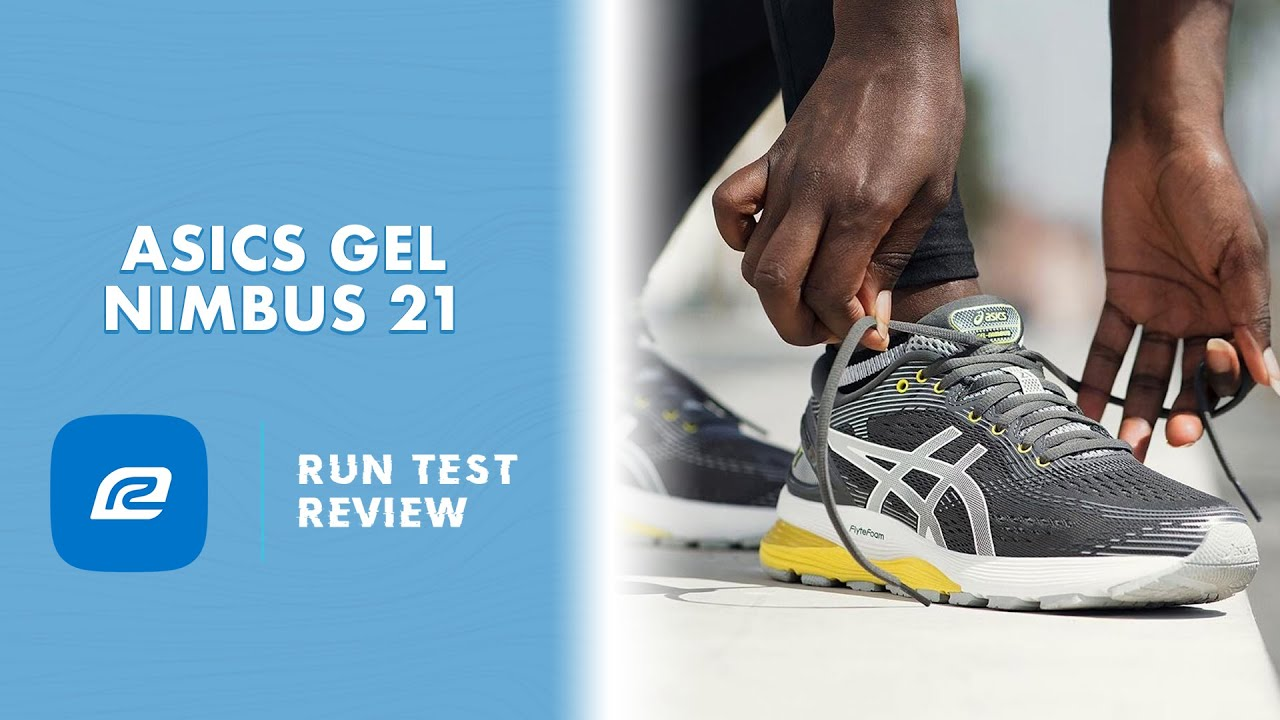 ASICS Gel Nimbus 21 Run Test Review | Thoughts and Recomendations