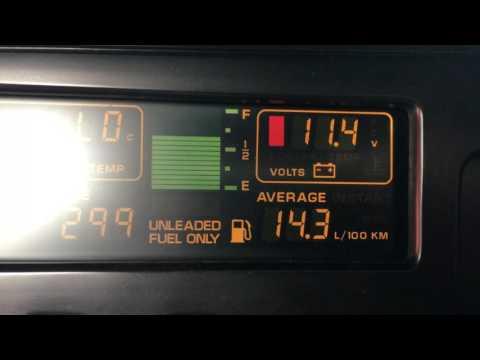 1985 Corvette Instrument Panel