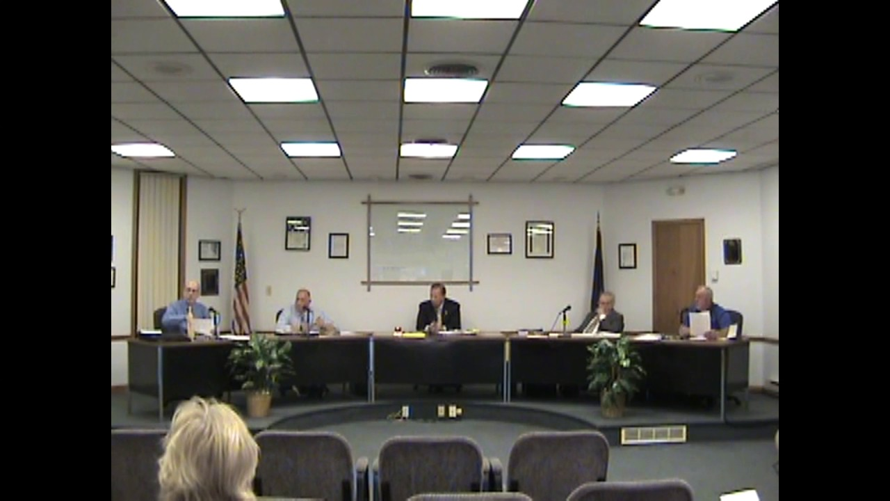 Rouses Point Village Board Meeting  5-15-17