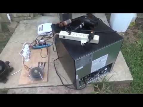 Keshe Self-Running Power Generator - 4kW Demo
