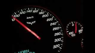 corvette zr1 full speed 0 330 km h 0 205 mph
