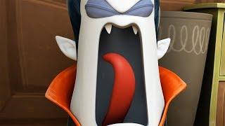 Funny Animated Cartoon   Spookiz   Cula and The Longest Tongue   스푸키즈   Cartoon For Children