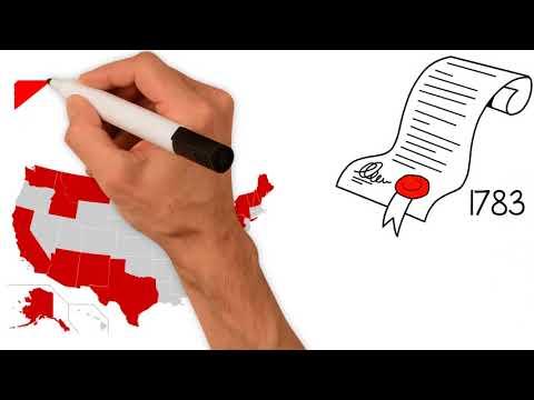 92  States Bordering Canada