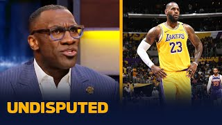 """The truth is LeBron ain't Jordan"" — Original Space Jam Director rips remake   NBA   UNDISPUTED"