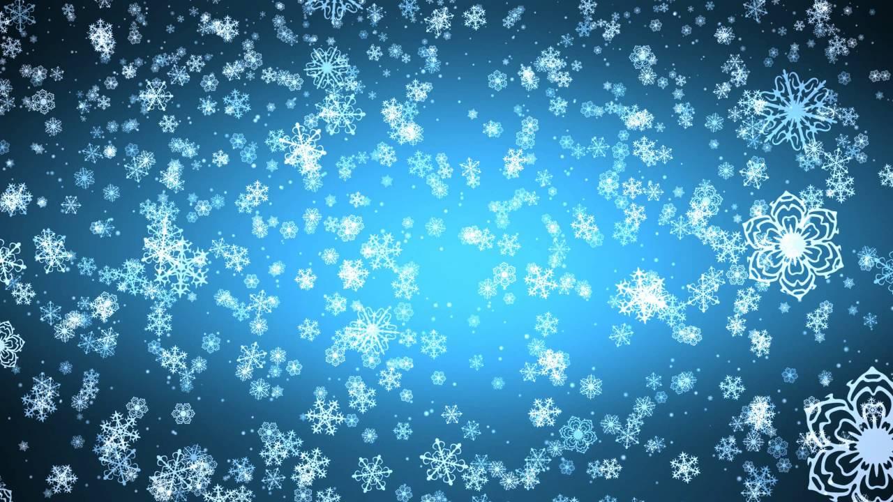 Falling Snow Animated Wallpaper 4k 10min Longest Free Snowflakes Falling Best Winter 2019