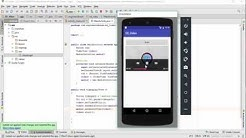 29.  HOW TO PLAY VIDEO IN ANDROID STUDIO | VIDEOVIEW TUTORIAL