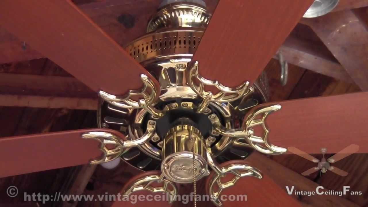 Pink With A Fan 6 Blades : Hunter studio series six blade ceiling fan model
