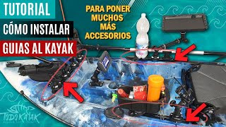 Vídeo: Guías para kayak