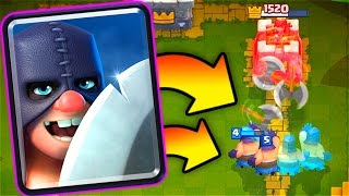 "New ""EXECUTIONER"" Card // Clash Royale Update!"