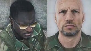 MGSV GZ's - Extreme Perfect Stealth/Knife Kills Only ''Glaz & Palitz'' (Part 1)