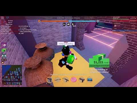 Auto-robber in Jailbreak | v4uz