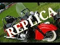 Interesting Motorcycle Replicas !