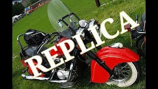 Interesting Motorcycle Replicas !