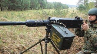 BROWNING MACHINE GUN | Border War 5 | Airsoft surpressing fire