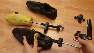 How To Stretch A Tight Shoe With Halcent Two-Way Shoe Stretchers