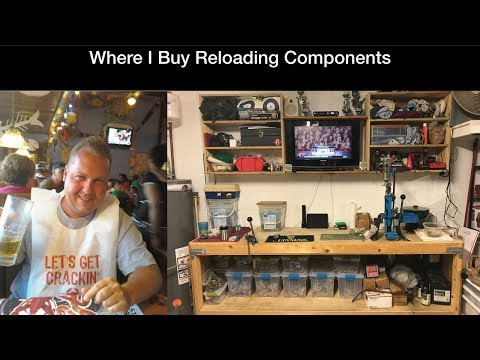 Where To Buy Reloading Components