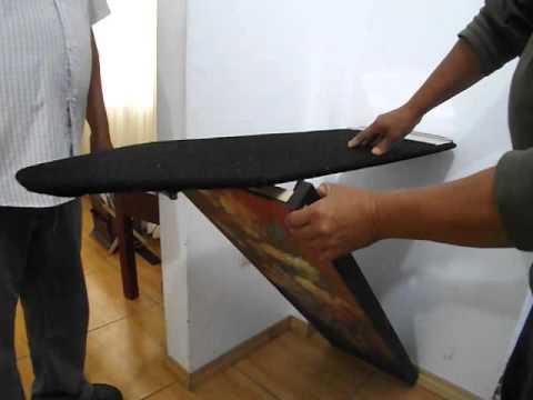 Planchador invisible youtube for Planchador de ropa