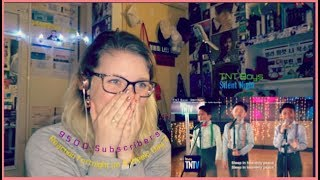 9500 Subscribers Reaction Fortnight Day 2: TNT Boys: Silent Night