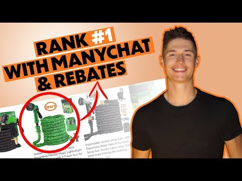 🚀 How to Launch Amazon FBA Product Using Manychat Rebates & Facebook Ads