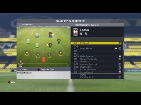 CS Maritimo eSports vs FCPF eSports