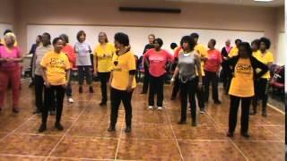 Jump Line Dance 2-14-15