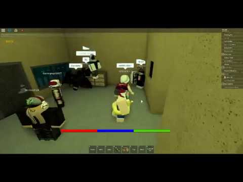 Roblox The Streets bank and prison wall glitch spots (READ DESC)