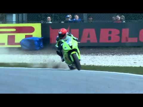 hqdefault - Vídeo: Os destaques da Superbike e Supersport em Donington Park
