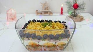 Как приготовить салат с мясом и огурцами - Рецепты от Со Вкусом