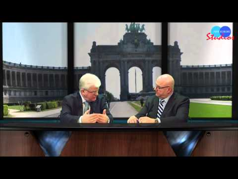 Vladimir Chizhov, interview at New Europe Studios 28/02/2014