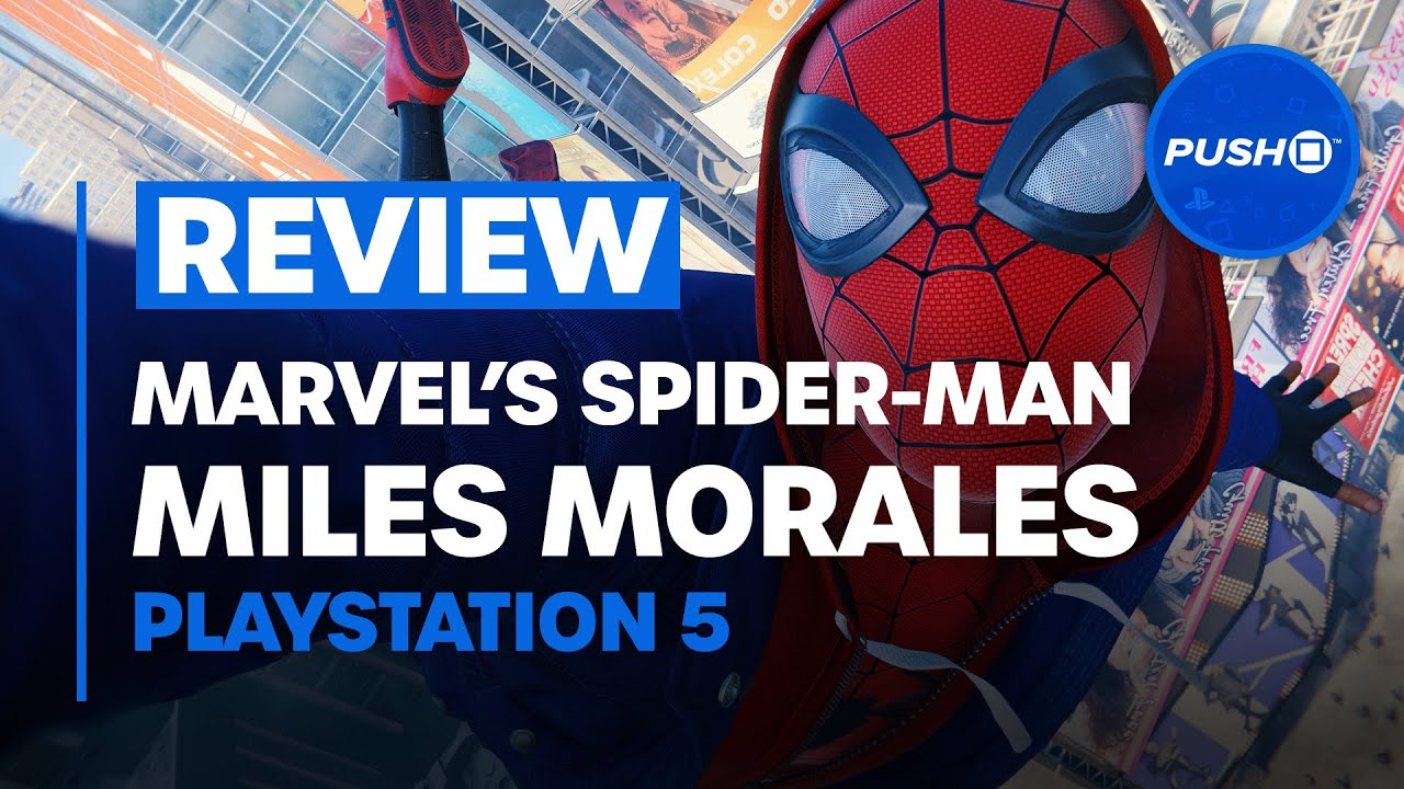 MARVEL'S SPIDER-MAN: MILES MORALES PS5 REVIEW: A Superhero Spin-Off with Swagger