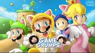 Game Grumps Super Mario 3D World Mega Compilation