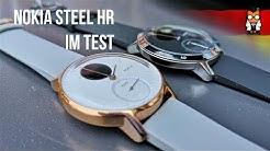 Nokia Steel HR im Test - Tolle Kombination aus Design und Funktionalität [German/Deutsch]