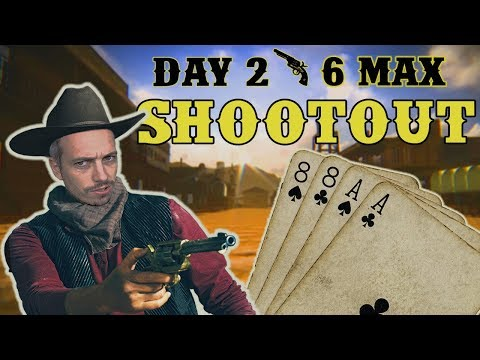 SCOOP 2018 - Deeprun Day 2 and 6max Shootout!