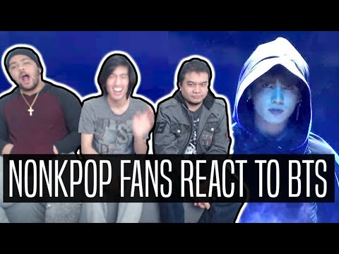 NONKPOP FANS REACT TO BTS MMA 2018 | 방탄소년단 MELON MUSIC AWARDS 2018