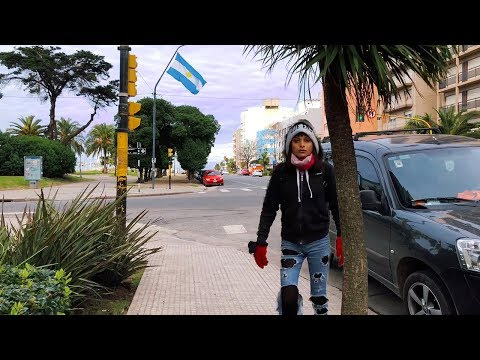 Walking In Mar Del Plata (Argentina)【4K】🇦🇷