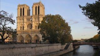 видео Самые красивые города мира: Париж Франция: Город Мечты - настоящий живой музей