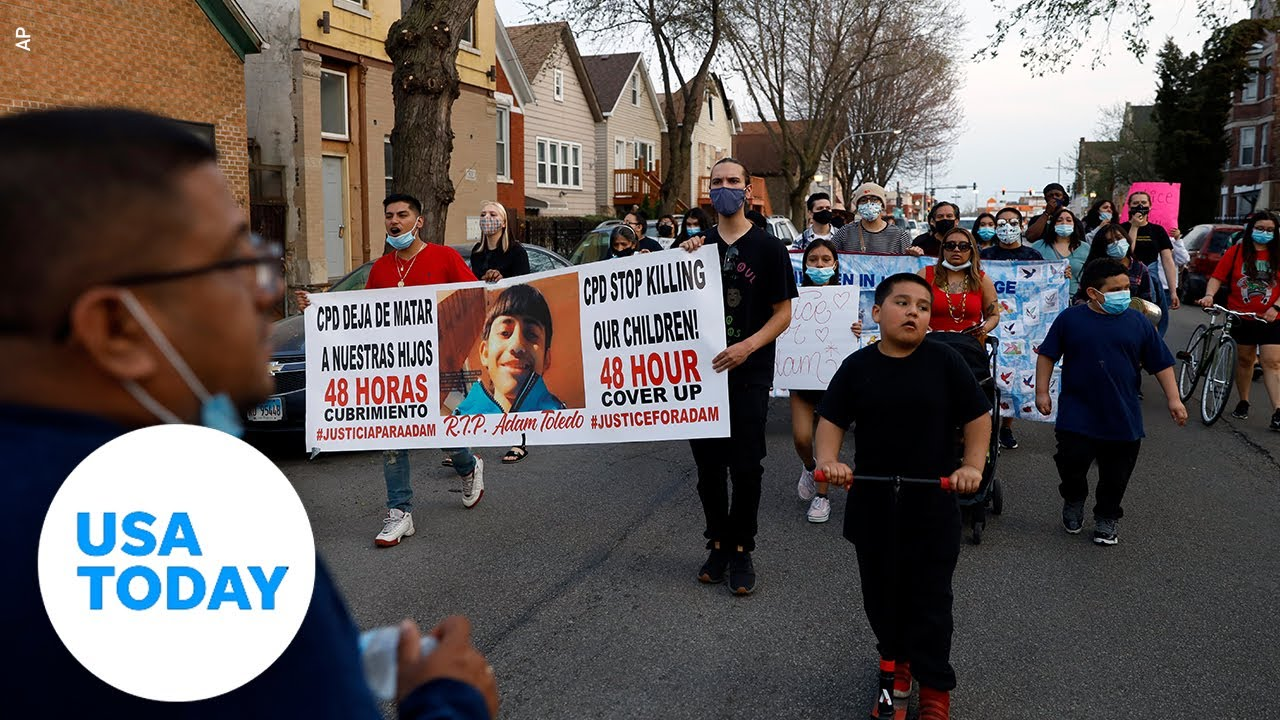 'We failed Adam': Chicago to release body-camera video showing fatal police shooting of 13-year-old Adam Toledo