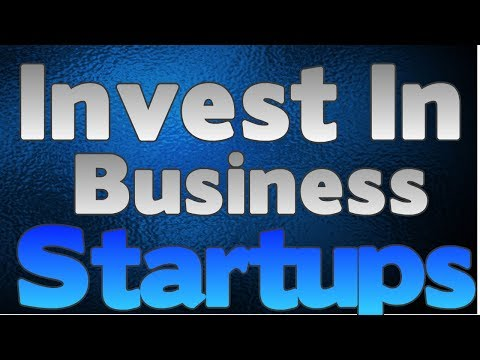 How to Start Up Company Investment Companies