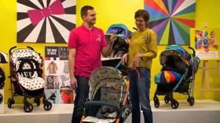 Cosatto коллекция 2016 - коляски, автокресла(Британский бренд Cosatto представляет новую коллекцию колясок и автокресел. Новая модель Cosatto Fly имеет превосх..., 2016-04-22T10:42:34.000Z)