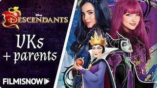 DESCENDANTS | The Kids of Disney Villains and Heroes