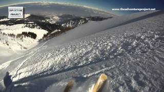 Gulmarg - Trajan Bowl Powder Run